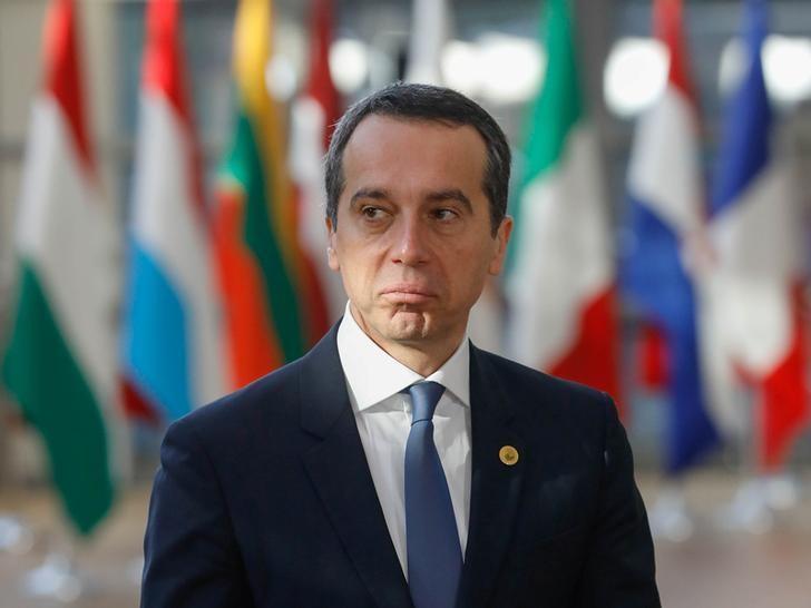 Austria     s chancellor urges Europe to meet social needs