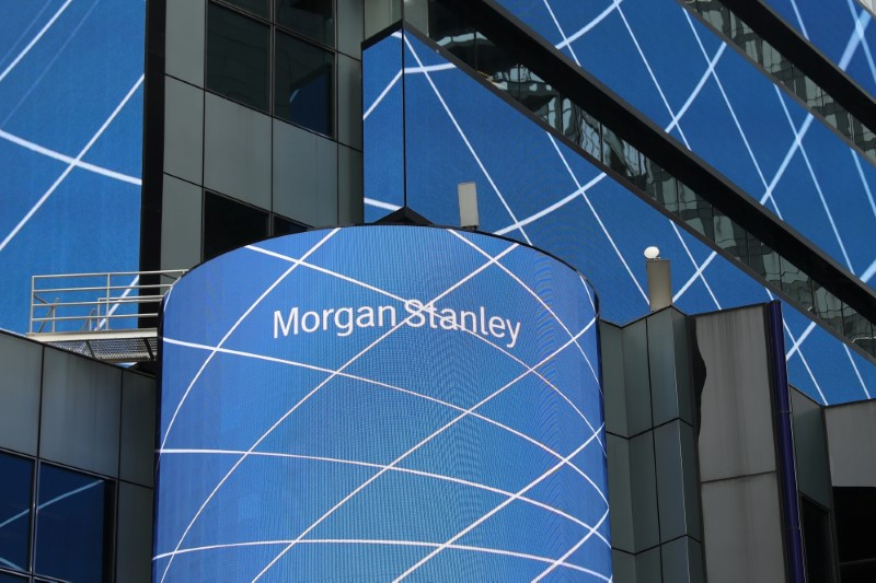 Morgan Stanley Shareholders Approve Executive Compensation Plan