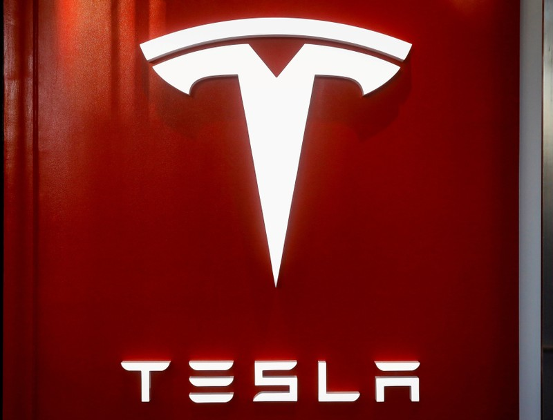 Tesla Motors Stock Ticker Symbol Tesla Image