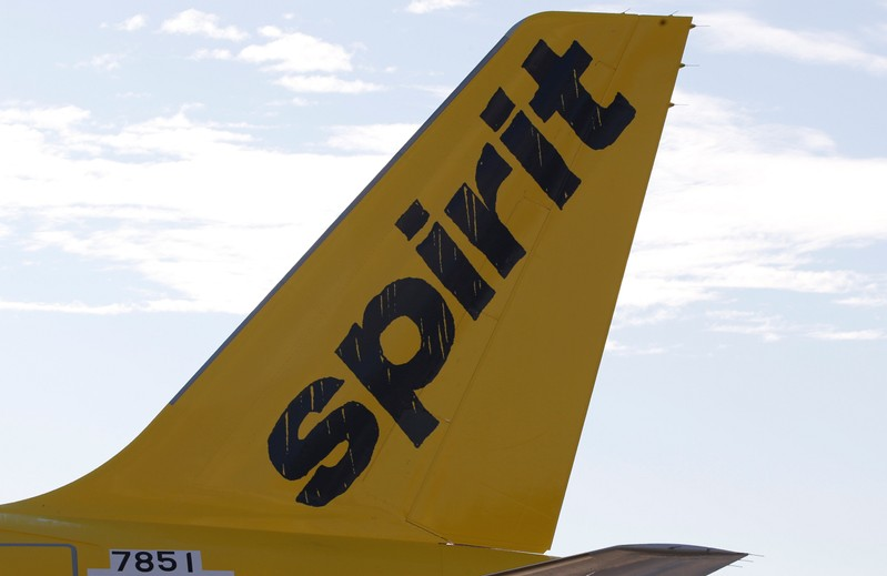 Spirit Airlines sales to take $25 million hit from Hurricane