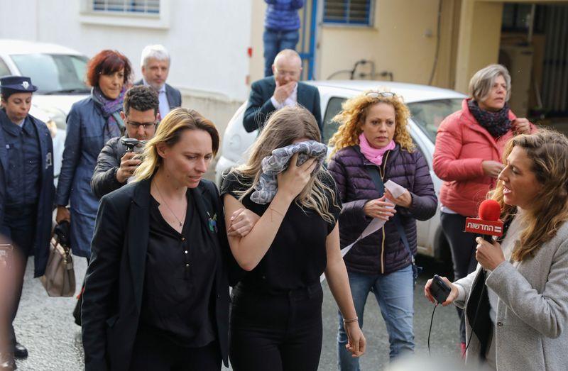 Image result for British teen sentenced over false gang rape claim in Cyprus resort