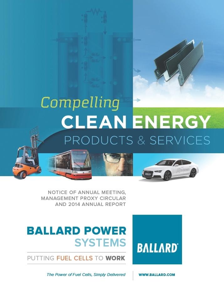Form 6-K Ballard Power Systems For: Apr 28