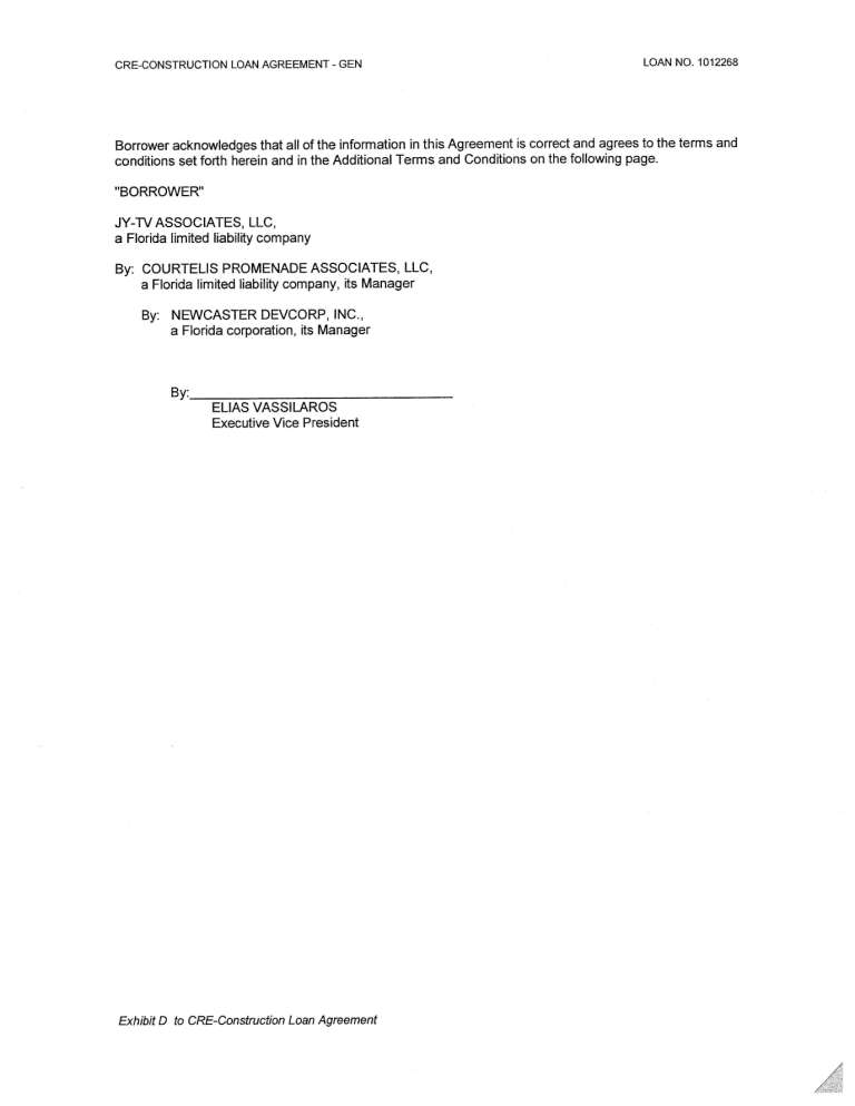Form 8-K Hmg Courtland Properties For: May 21