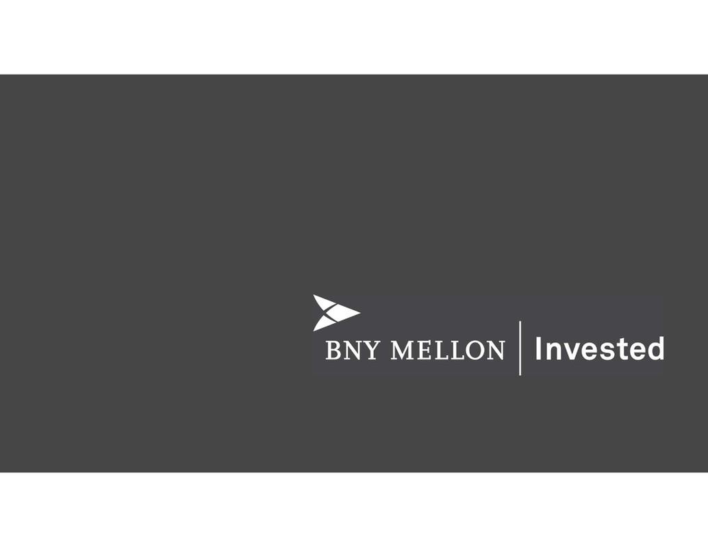 Form 8-K Bank of New York Mellon For: Jun 10
