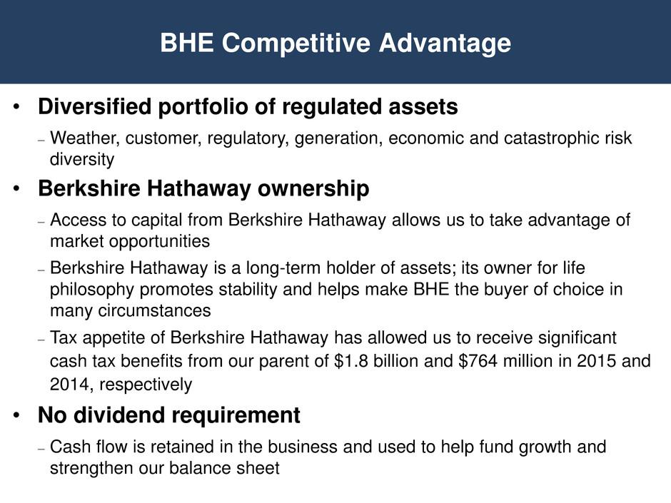 berkshire acquiring pacificorp analysis Berkshire hathaway's pacificorp aqusitcion topics: berkshire hathaway this report will analysis bh's acquisition of pacificorp, evaluate buffett's.