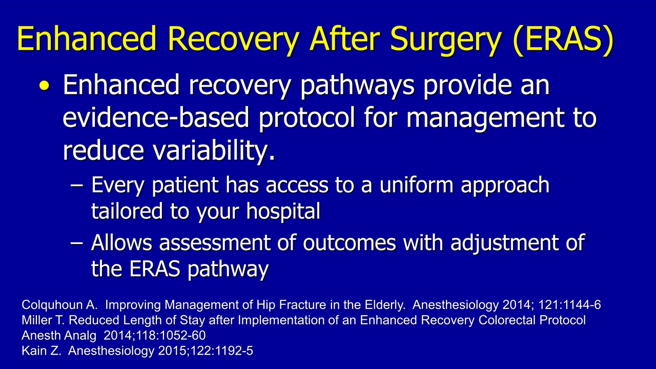 Form 8 K Recro Pharma Inc For Feb 28 Kain Lapp Enhanced Recovery After Surgery Eras Pathways Provide An Evidence Based Protocol Management To Reduce Variability