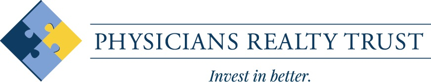 Image result for physicians realty trust (doc)